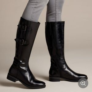 Clark's riding boots 🌹NEW🌹